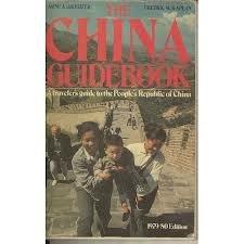 The China Guide Book: Keijzer, Arne J. de; Kaplan, Fredric