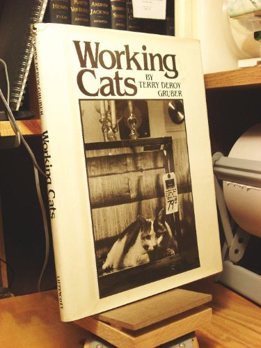 9780397013760: Working cats