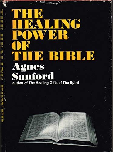 9780397101030: The Healing Power Of The Bible