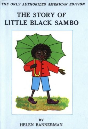 9780397300075: The Story of Little Black Sambo