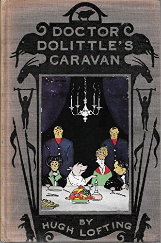 9780397300112: Doctor Dolittle's Caravan