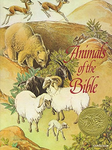 ANIMALS OF THE BIBLE : A Picture Book