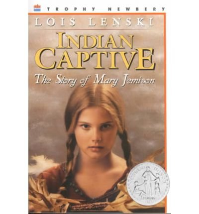 9780397300723: Indian Captive: The Story of Mary Jemison