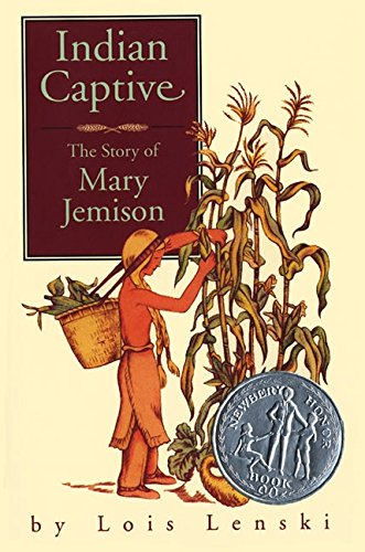 9780397300761: Indian Captive: The Story of Mary Jemison
