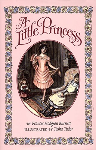 9780397306930: A Little Princess [With Satin Ribbon]