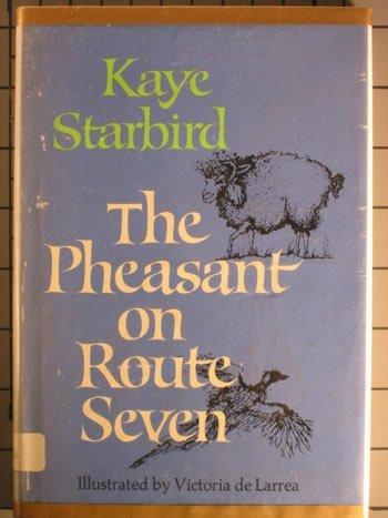 9780397310418: Pheasant on Route Seven