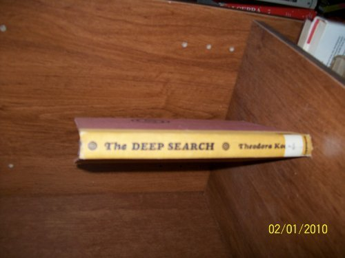 9780397310623: The Deep Search
