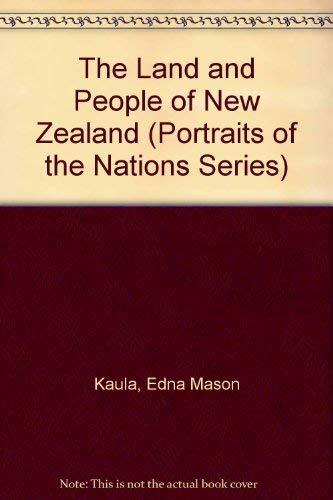 The Land and People of New Zealand: Edna Mason Kaula
