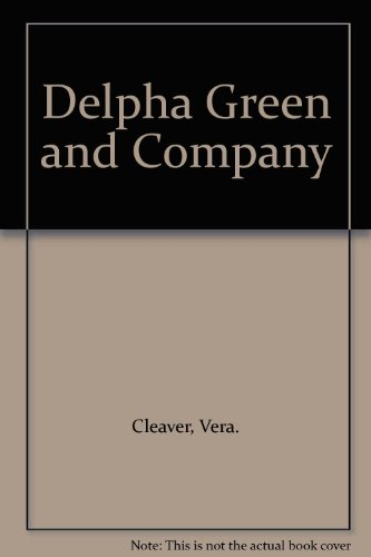 9780397313440: Delpha Green and Company
