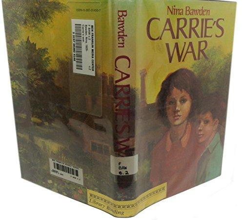 9780397314508: Carrie's War