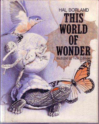 9780397314539: This world of wonder,