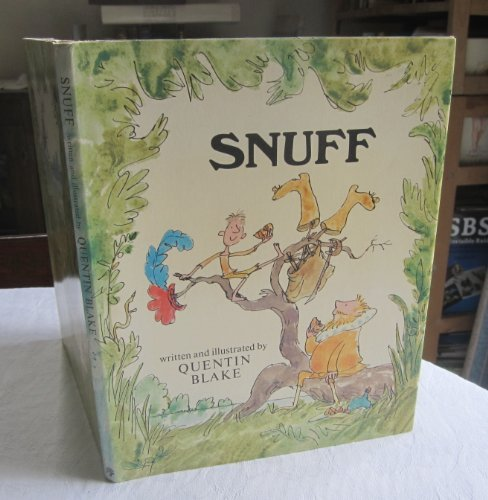 Snuff (0397314698) by Quentin Blake