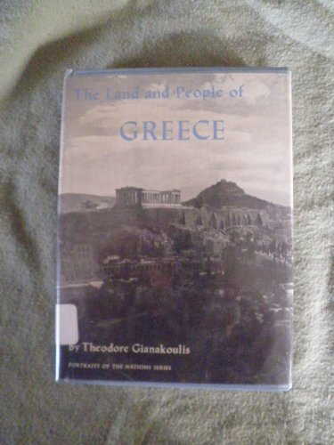 9780397315239: The Land and People of Greece