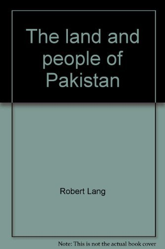 9780397315512: The land and people of Pakistan (Portraits of the nations series)