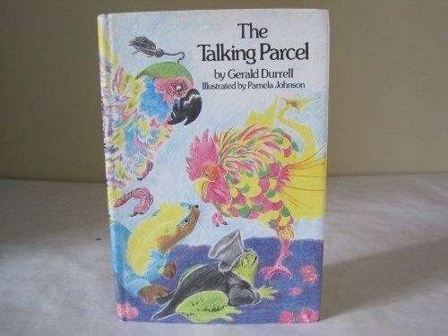 9780397316083: The Talking Parcel