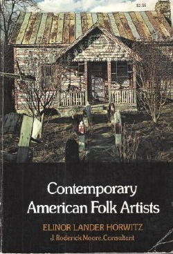 9780397316274: Contemporary American Folk Artists