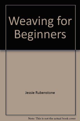 9780397316359: Weaving for Beginners