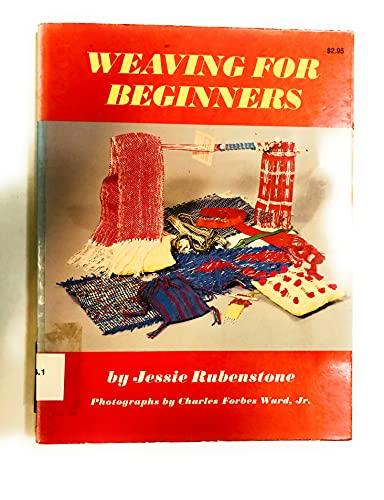 9780397316366: Weaving for Beginners