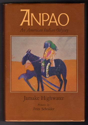 9780397317509: Anpao: An American Indian Odyssey
