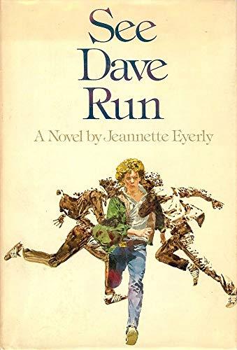 9780397318193: See Dave Run: A Novel
