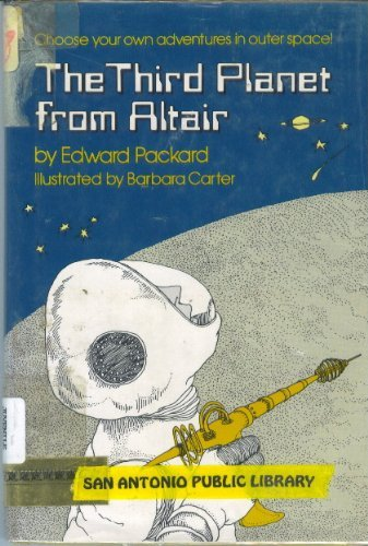 The Third Planet from Altair: Edward Packard