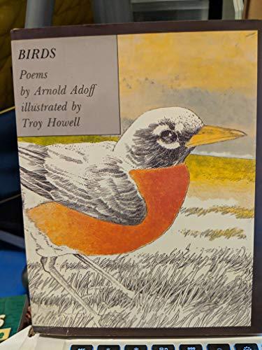 Birds (0397319495) by Arnold Adoff