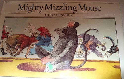 Mighty mizzling mouse: Henstra, Friso