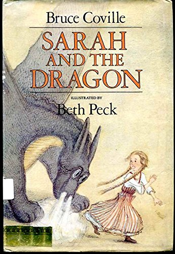 Sarah and the dragon: Bruce Coville