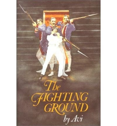 9780397320738: The fighting ground