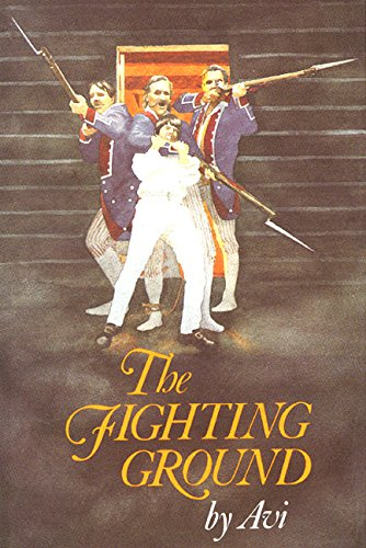 9780397320745: The Fighting Ground