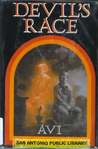 9780397320950: Devil's Race (Lippincott Page-Turner Series)