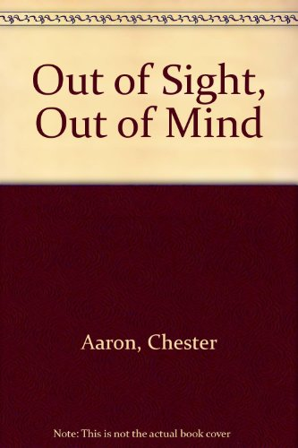 9780397321018: Out of Sight, Out of Mind