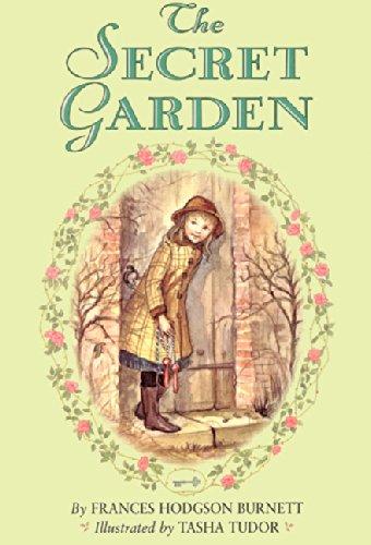 9780397321650: The Secret Garden: The 100th Anniversary Edition with Tasha Tudor Art