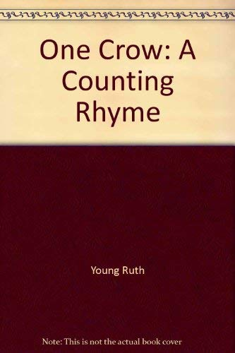 9780397321759: One crow: A counting rhyme