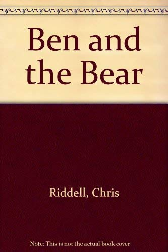 9780397321940: Ben and the Bear