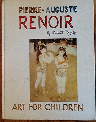 9780397322176: Pierre-Auguste Renoir (Art for children)