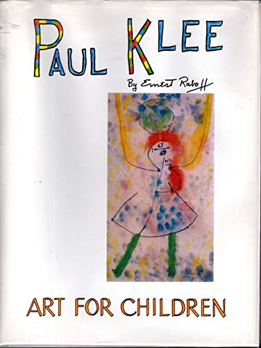 9780397322268: Paul Klee: Art for Children