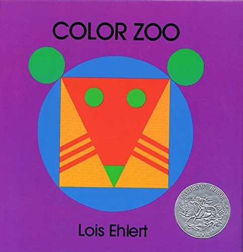 9780397322602: Color Zoo