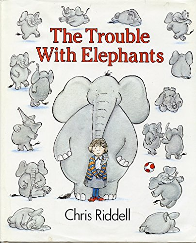9780397322725: The Trouble with Elephants