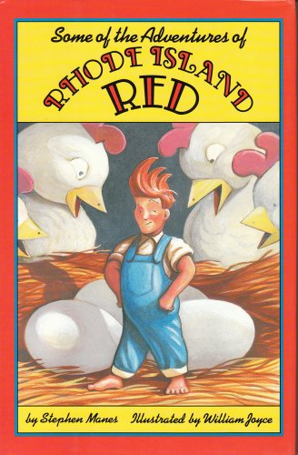 9780397323487: Some of the Adventures of Rhode Island Red