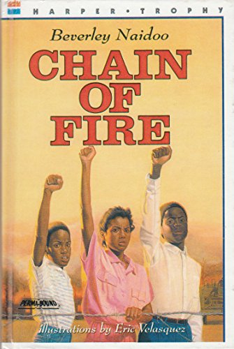 9780397324262: Chain of Fire