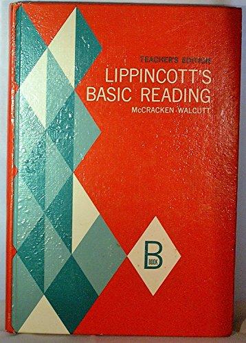 9780397433094: Lippincott's Basic Reading : Teacher's Edition by Glenn McCracken (1969-05-03)