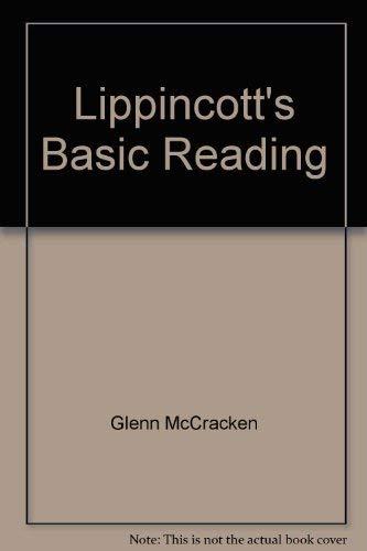 9780397433643: Lippincott's Basic Reading
