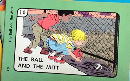 The Ball and the Mitt (SUPER Books: JoAnne Nelson