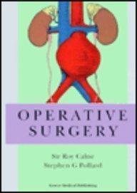 9780397446285: Operative Surgery