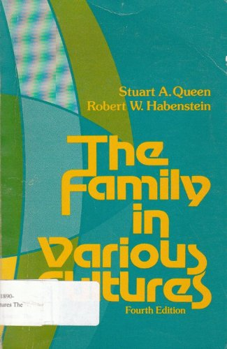 9780397472970: Family in Various Cultures