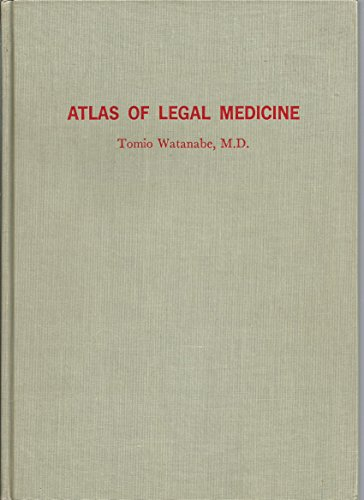 9780397502240: Atlas of Legal Medicine