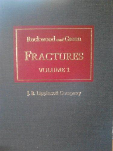 9780397503391: Fractures