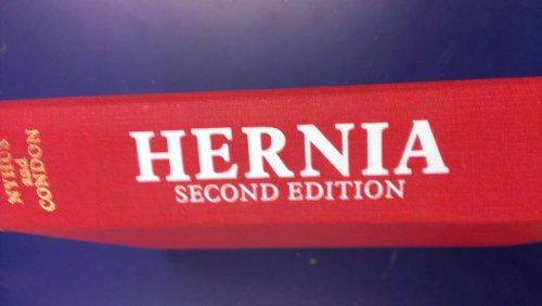 9780397503902: Hernia