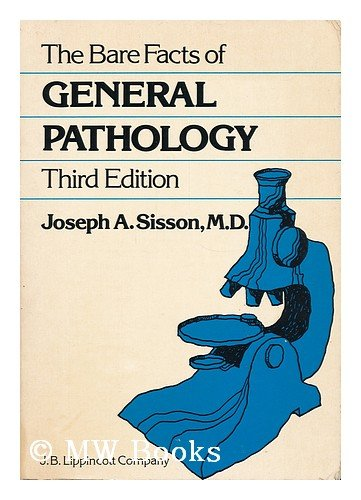 9780397504244: Bare Facts of General Pathology